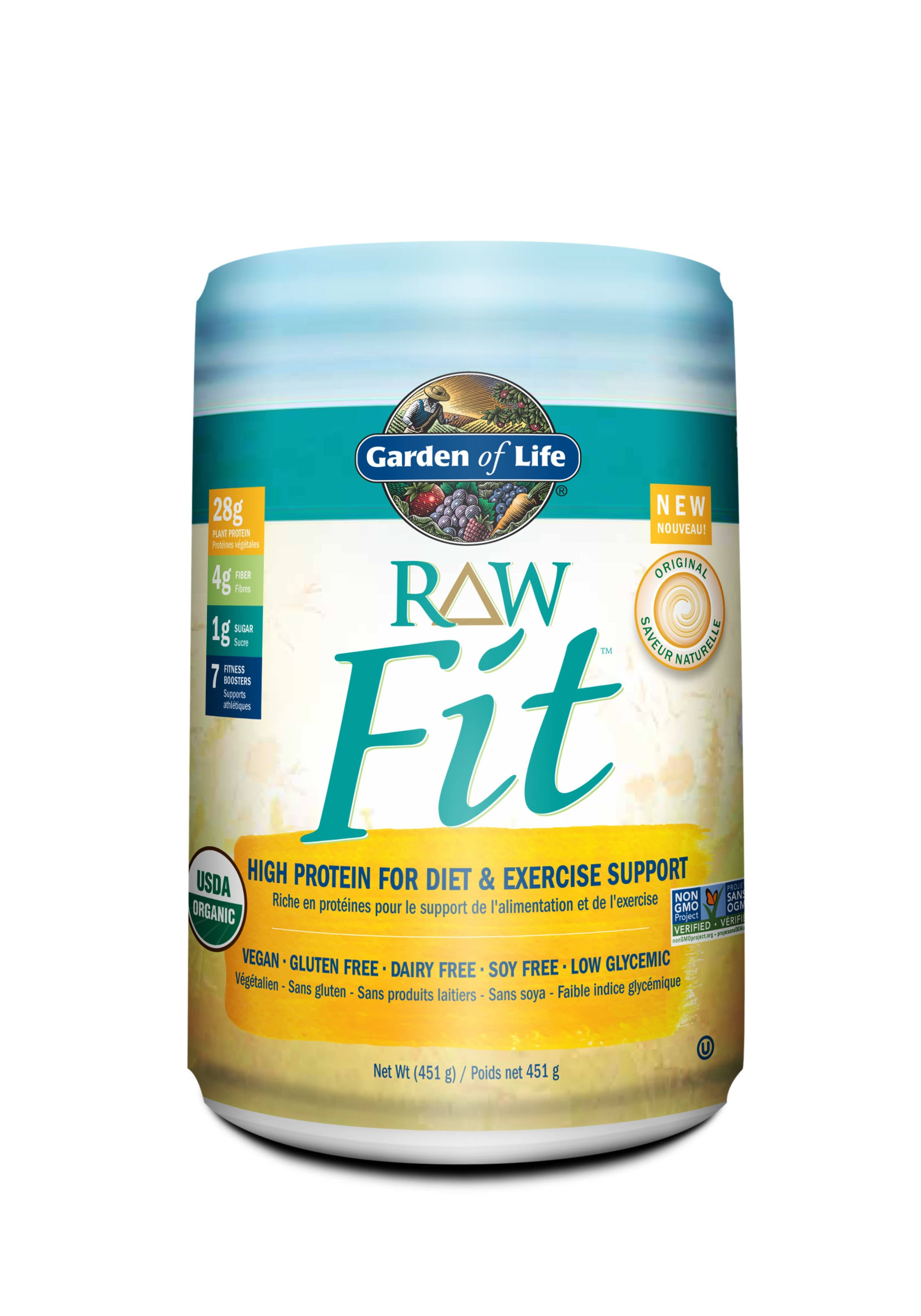 Garden of Life Raw Fit - Natural