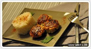 recettes cuisine minceur recette de croquette de poulet jambon cuisine saine