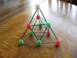 Gumdrop Christmas Tree Decorations by Almost Unschoolers Gumdrop And Toothpick Sierpinski Christmas Trees