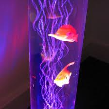 colour change sensory fish l