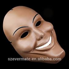 Purge Anarchy Mask For Halloween by Hallowmas Party Purge Smiling Face Mask Buy Smiling Face Mask