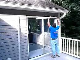 Sliding Door Full Install Replacement