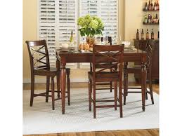 Aspenhome Cambridge 5 Pc. Counter Height Table & Chair Set | Belfort ...