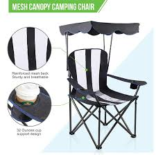 Amazon.com : ALPHA CAMP Camp Chairs With Shade Canopy Chair Folding ... Cheap And Reviews Lawn Chairs With Canopy Fokiniwebsite Kelsyus Premium Folding Chair W Red Ebay Portable Double With Removable Umbrella Dual Beach Mac Sports 205419 At Sportsmans Guide Rio Brands Hiboy Alinum Pillow Outdoor In 2019 New 2017 Luxury Zero Gravity Lounge Patio Recling Camping Travel Arm Cup Holder Shop Costway Rocking Rocker Porch Heavy Duty Chaise