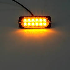 Justech 2 X 12 LED Emergency Warning Lights Amber Orange Front ... Damega Flex 4 Slim Led Grille Light 10 Pack Mounted Warning And 12 Grille Light Emergency Lighting Safety Northern Mobile Electric 4x Amber Strobe Bar Car Truck Beacon Visual Signals Signaling Platforms Beacons Primelux 30inch 72x3w Automotive Tir Lights 2 X 9 Automotive Vehicle Warning Emergency Lighting Car Round Led Whosale Trailer Home Page Response Vehicle Lightbars Recovery Daytime Flash Light Police Autos Running 24 For Trucks Jeep Suv Cars 12v Universal
