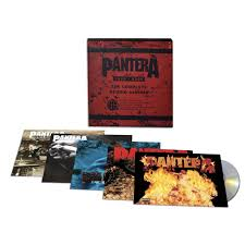 Pantera Shedding Skin Live by Pantera The Complete Studio Albums 1990 2000 5 Cd Amazon Com