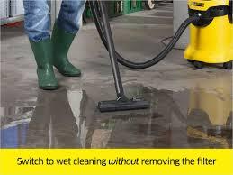 Amazon.com: Karcher WD5/P Multi-Purpose Wet Dry Vacuum Cleaner With ...