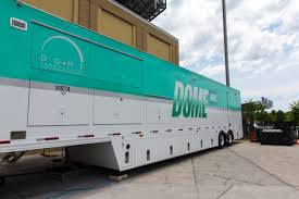 Wohler Takes A Ride In Dome Productions' New Vista 4K Truck | Dome ...