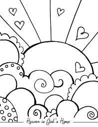 Outstanding Spanish Bible Coloring Pages Online Heaven For School Lesson Kids