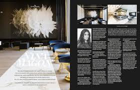 100 Contemporary Interior Design Magazine Walldeco Wallpaper Interview Contour