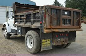 1997 Ford F800 Dump Truck   Item F8354   SOLD! October 23 Co... December 2014 Thirdwiggcom Equipment Tool Rental For Cstruction And Industrial Use Herc Diadon Enterprises Year In Review The Biggest China Mack Trucks Dump Manufacturers Future Classic 2015 Ford Transit 250 A New Dawn For Uhaul Truck Wallpapers Background 1997 F800 Dump Truck Item F8354 Sold October 23 Co Rent The Big Stuff Tools Of Trade Basement
