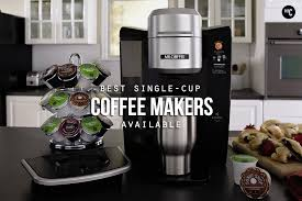Alone At Last The 5 Best Single Cup Coffee Makers