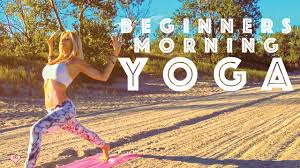 Youtube Chair Yoga Sequence by Beginner Yoga Easy Morning Yoga For A Positive Mind By Boho