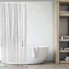 dusch badewannenzubehör duschvorhang dusche wasserdicht