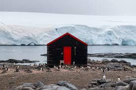 104 Antarctica House Port Lockroy Accidentally Wes Anderson
