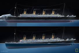 Titanic Sinking Animation Real Time by Titanic 100 Years Kollected