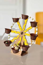 Ferris Wheel Toys Paper Craft