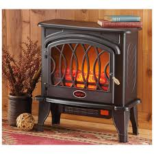 Decor Flame Infrared Electric Stove by Redcore Electric Infrared Stove Heater 298522 Fireplaces At
