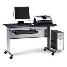 Herman Miller Envelop Desk Assembly Instructions by Envelop Desk By Herman Miller White Laminate Top Metallic Silver