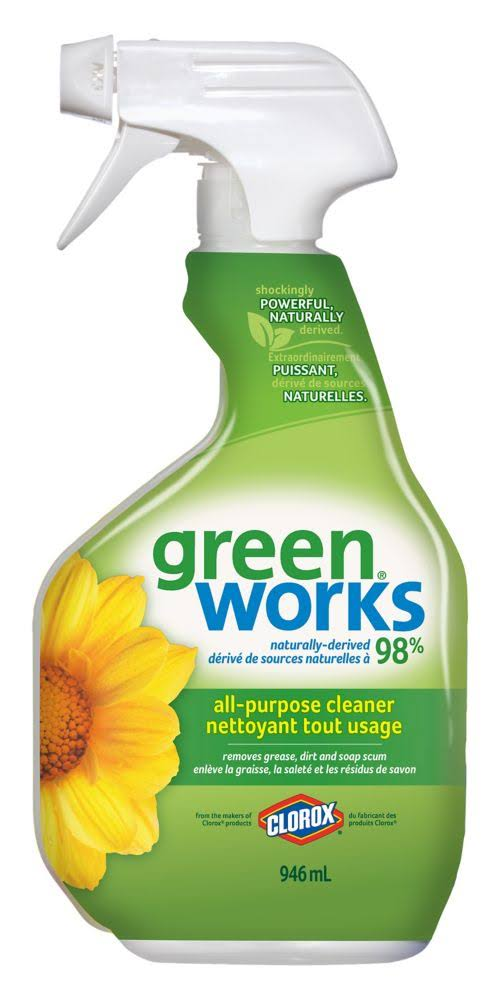 Green Works All Purpose Cleaner Spray - 946ml