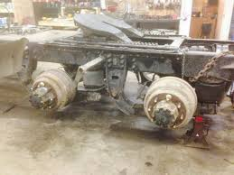 1996 Mack CH 613 (Stock #P-122) | Suspension Assys | TPI