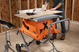 Ridgid Wet Tile Saw by Shop Tools At Homedepot Ca The Home Depot Canada