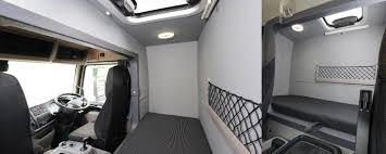 Truck Sleeper Cabs Bunk Beds