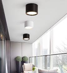 großhandel 7w 12w 18w surface mounted led einbaudeckenstrahler für küche wohnzimmer dekor le ac 100v 240v greatlight520 21 56 auf