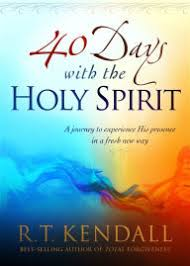 40 Days With The Holy Spirit A Journey To Experience His Presence In Fresh