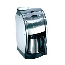 Grind And Brew Single Cup Coffee Maker