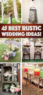 Wedding Decor Rustic Outdoor Decoration Ideas Decorrustic Creative