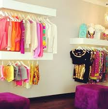 Store Boutique Display Cute For Closet