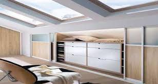 chambres sous combles dressing sous pente sans souci pour sa déco chambre