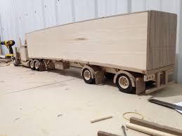 Peterbilt Truck   Wooden Toy Trucks   Wooden Toy Trucks, Wooden ...