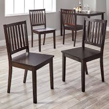 Shop Simple Living Slat Espresso Rubberwood Dining Chairs (Set Of 4 ... Simple Living Seguro Ding Chairs Set Of 2 Walmartcom Amazoncom Atwood Nailhead Parson Chair Tria Three Legged Oak By Col Italian Room Ideas Room Extravagant For Your House Attractive Paint Decorating Ideas Decoration O 528 15 Home Ari Solid Louis Fashion Household Modern Backrest Leisure Theapartment2 Instagram Photos And Videos Instagramwebscom Milo Mixed Media Of Lovely At Designer Life Tips Crazy Warehouse Couch Contemporary And 25 Stylish Slat Black Rubberwood