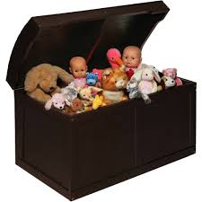 badger barrel top wood toy chest multiple colors walmart com