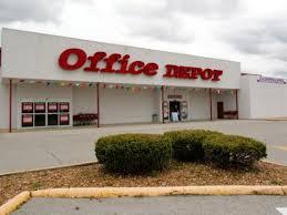South County fice Depot Closing