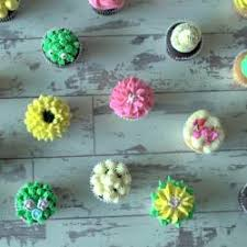 Cupcake Piping Techniques Article