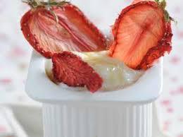 gâteau de fromage blanc aux fraises facile et pas cher recette