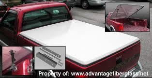 fiberglass s10 short bed hard cover 1994 2003