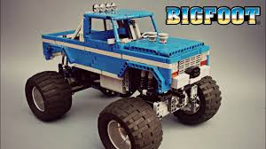 Lego Technic BIGFOOT #1 RC Monster Truck - MOC - With Instructions ... Tmb Tv Mt Unlimited Moment Retro Bigfoot Monster Truck Qualifying Lego Technic Bigfoot 1 Rc Moc With Itructions Meet The Man Behind First Wsj Poster Ii Car Posters Monster Truck Defects From Ford To Chevrolet After 35 Years Atlanta Motorama Reunite 12 Generations Of Mons Tra360841 110 Scale Officially Licensed Replacementica 1047 Kiss Fm Working Lot Sled Part Original Box Classic Rtr Blue Hobbyquarters Traxxas 2wd Tq Eurorccom