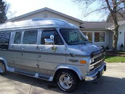 1994 Chevrolet G20 Van Conversion Emerald Edition For Sale In Cuyahoga Falls Ohio