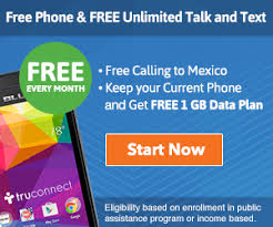 How is the California LifeLine Free Government Phones Program