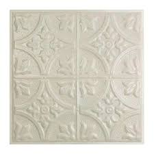 White Tin Ceiling Tiles Home Depot by Metal Ceiling Tiles Ceilings The Home Depot