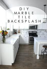 Marble Backsplash Tile Home Depot by Carrara Marble Backsplash Tiles Marble Tile Natural Stone Tile The