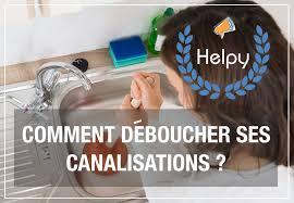 lavabo ou évier bouché comment déboucher votre canalisation