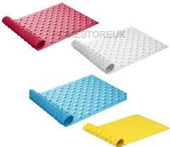 rubber shower mat ebay
