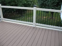 High Resolution Pvc Deck Railing #4 White Vinyl Deck Railing ... Best 25 Deck Railings Ideas On Pinterest Outdoor Stairs 7 Best Images Cable Railing Decking And Fiberon Com Railing Gate 29 Cottage Deck Banister Cap Near The House Banquette Diy Wood Ideas Doherty Durability Of Fencing Beautiful Rail For And Indoors 126 Dock Stairs 21 Metal Rustic Title Rustic Brown Wood Decks 9
