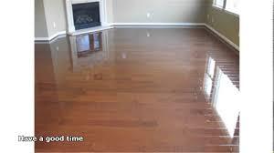 hardwood floor buffer youtube