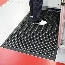 Anti slip Rubber Workstation Mats